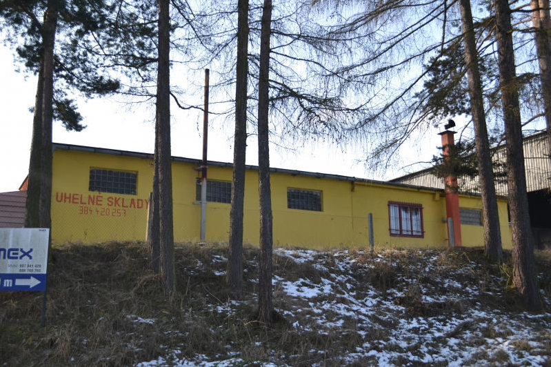 Prodej uhlí Dačice, Jindřichův Hradec