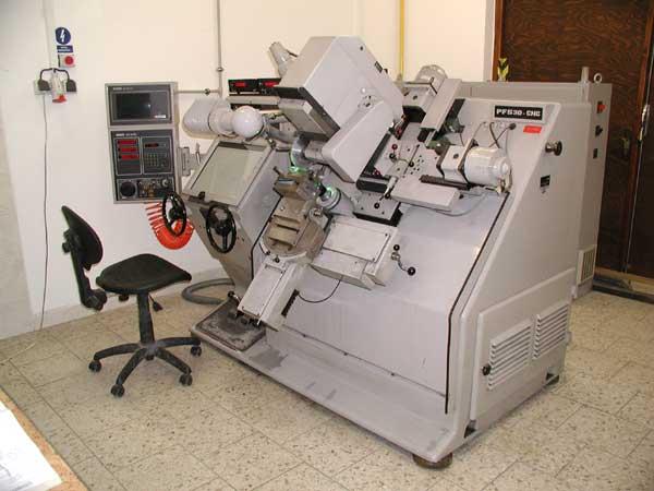 Nástrojárna - výroba částí nástrojů Lanškroun