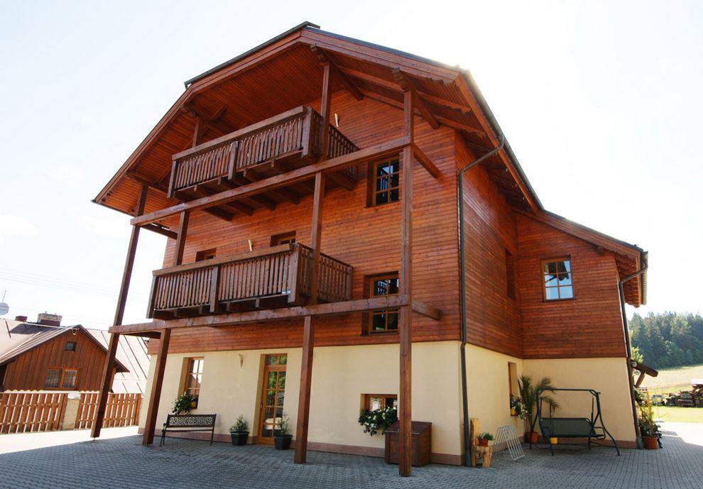 Ubytování v penzionu v Hojsově Stráži na Šumavě