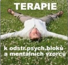 Terapie - odstranění psychických problémů, osobní koučink, terapie jídlem Zlín