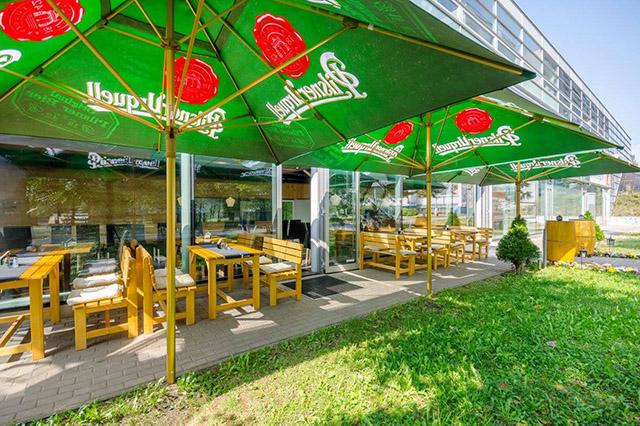 Plzeňská restaurace Praha