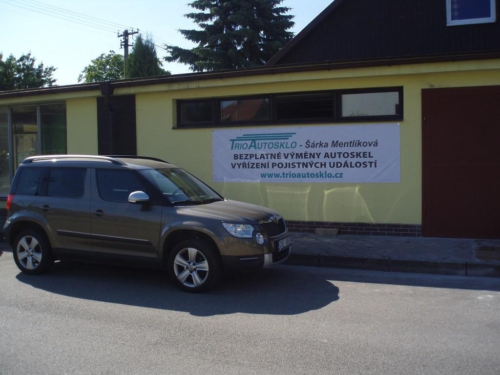 Výměna autoskel Brandýs