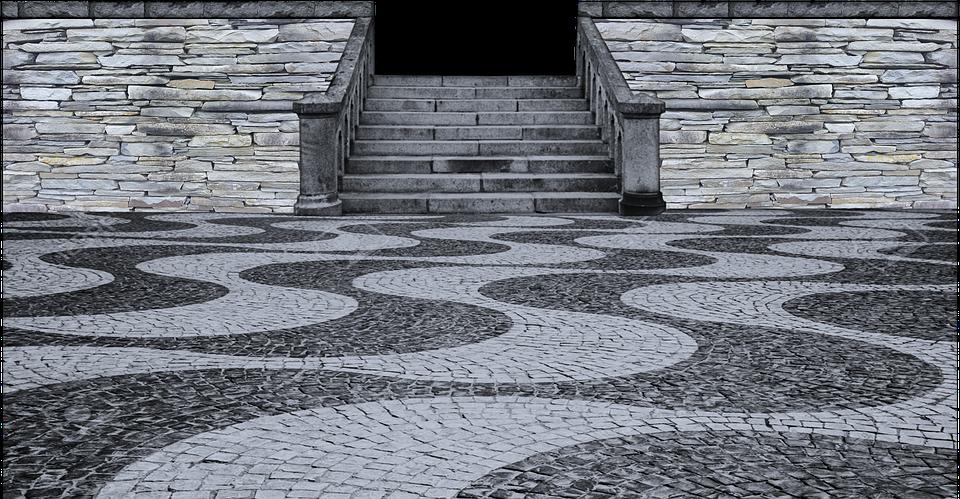 Dlaždičské práce pro pěší zóny, pokládka asfaltového povrchu Praha a okolí