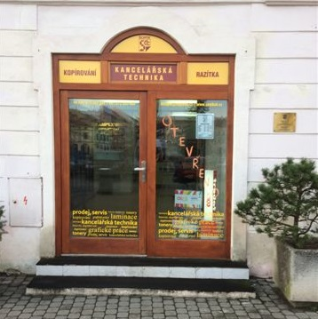 Copy centrum Šopík Uherské Hradiště