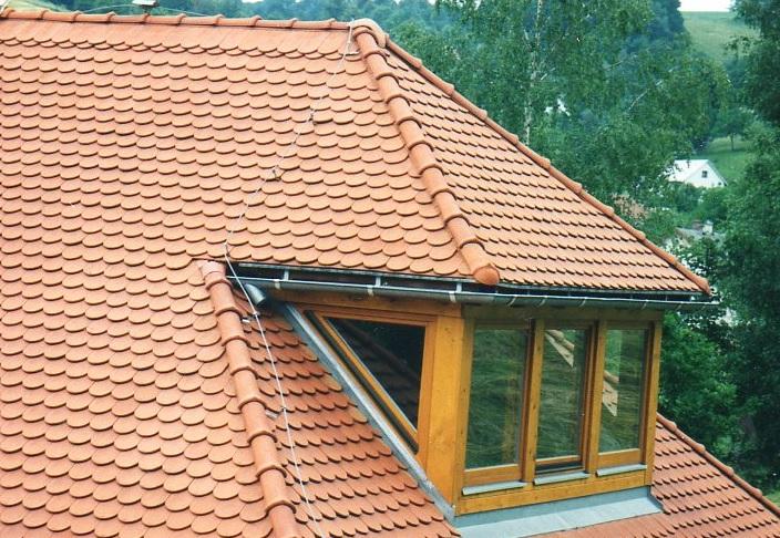 kvalitní střechyy na míru