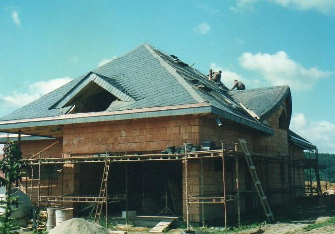 spolehlivé střechy na klíč