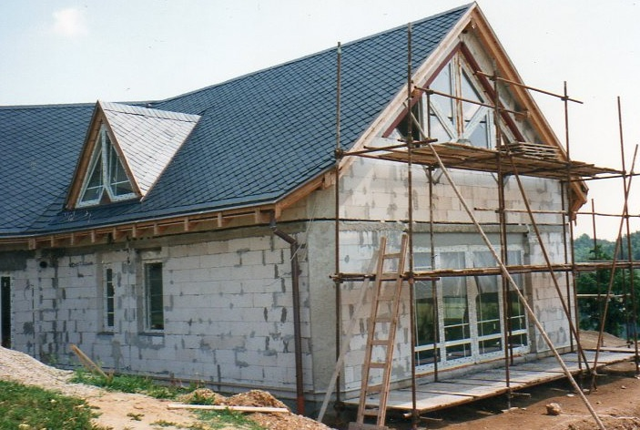 stavba kvalitní střechy
