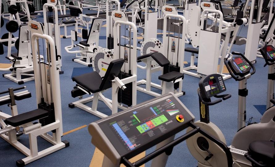 fitness centrum Hradec Králové