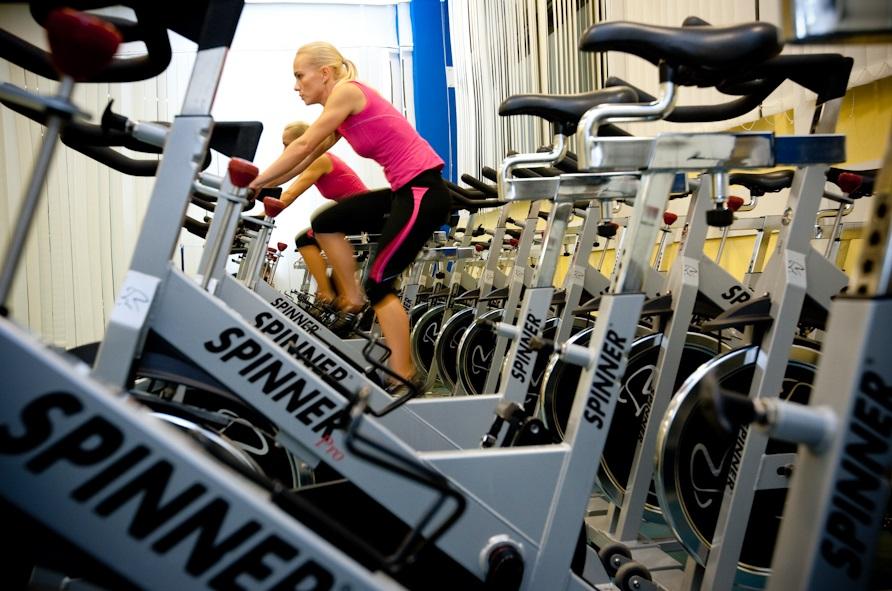 Díky spinningu posílíte svaly