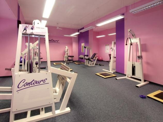 Contours - fitness centrum výhradně pro ženy | Hradec Králové