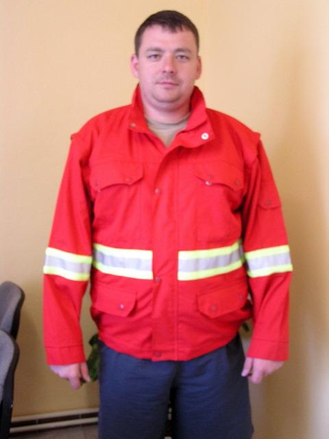 Zimní bunda záchranář - 4v1, odepínací vložka i rukávy