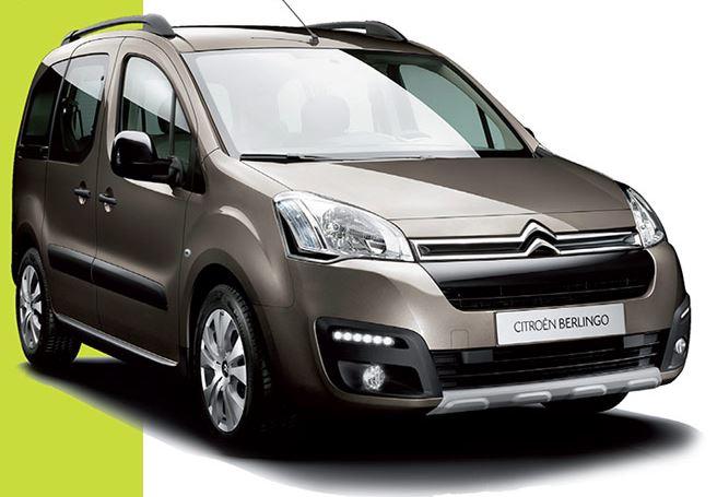 Nové vozy Citroën Plzeň