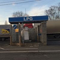 Benzínová pumpa, čerpací stanice, LPG Hlučín