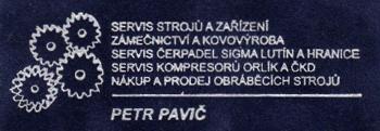 Oprava, servis obráběcích, tvářecích, zemních strojů-Kroměříž