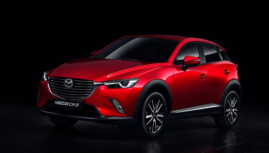 Predaj automobilov Mazda , 3, 6, CX-5, autosalón Ostrava, nové vozidlá