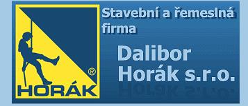 Kontaktujte firmu Dalibor Horák