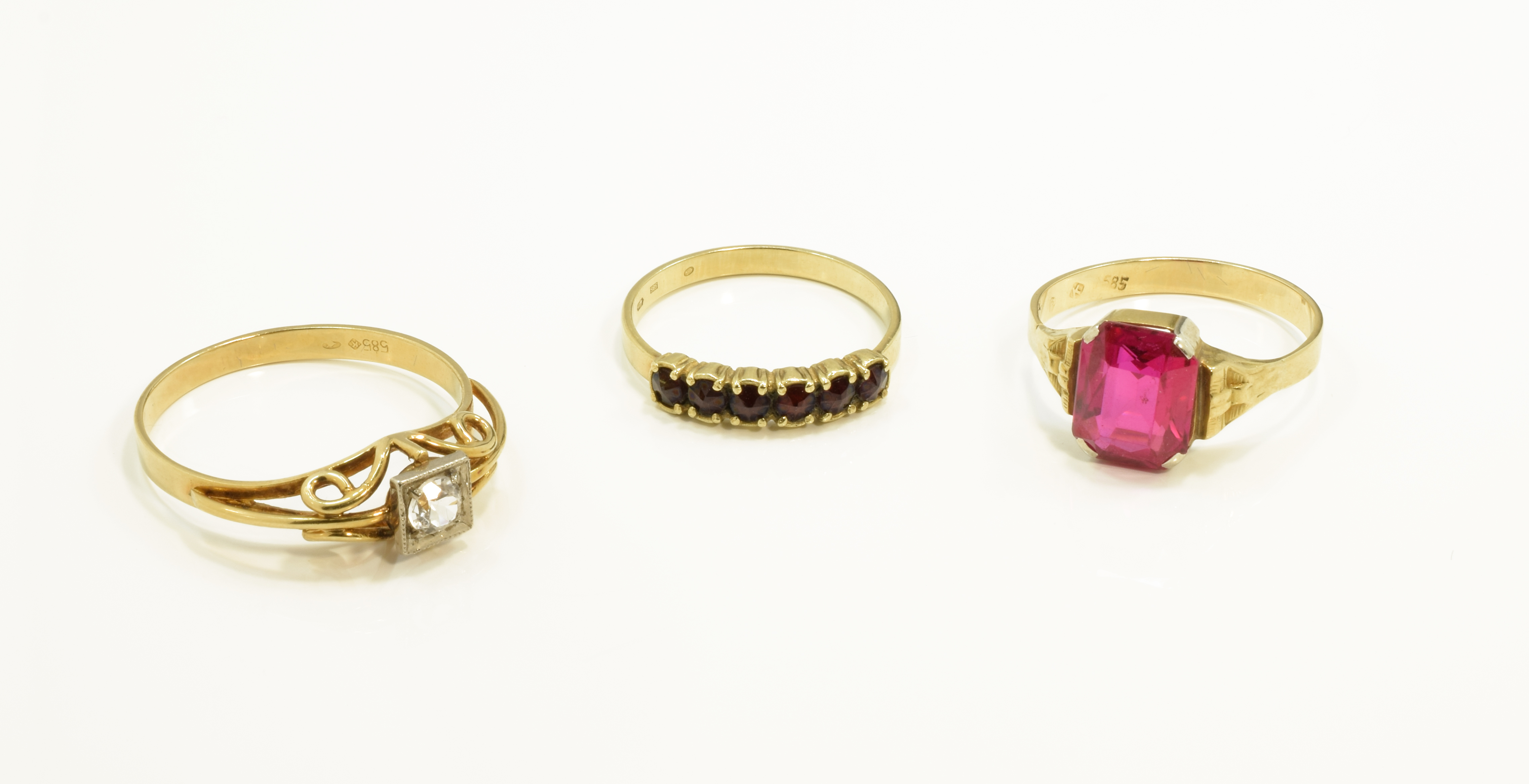 eshop zlaté prsteny
