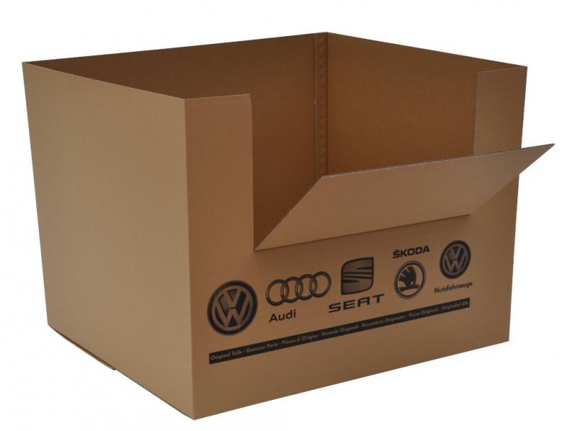 Kvalitní papírová kartonáž