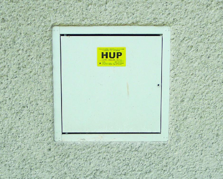 HUP - domečky - Vilém Mach