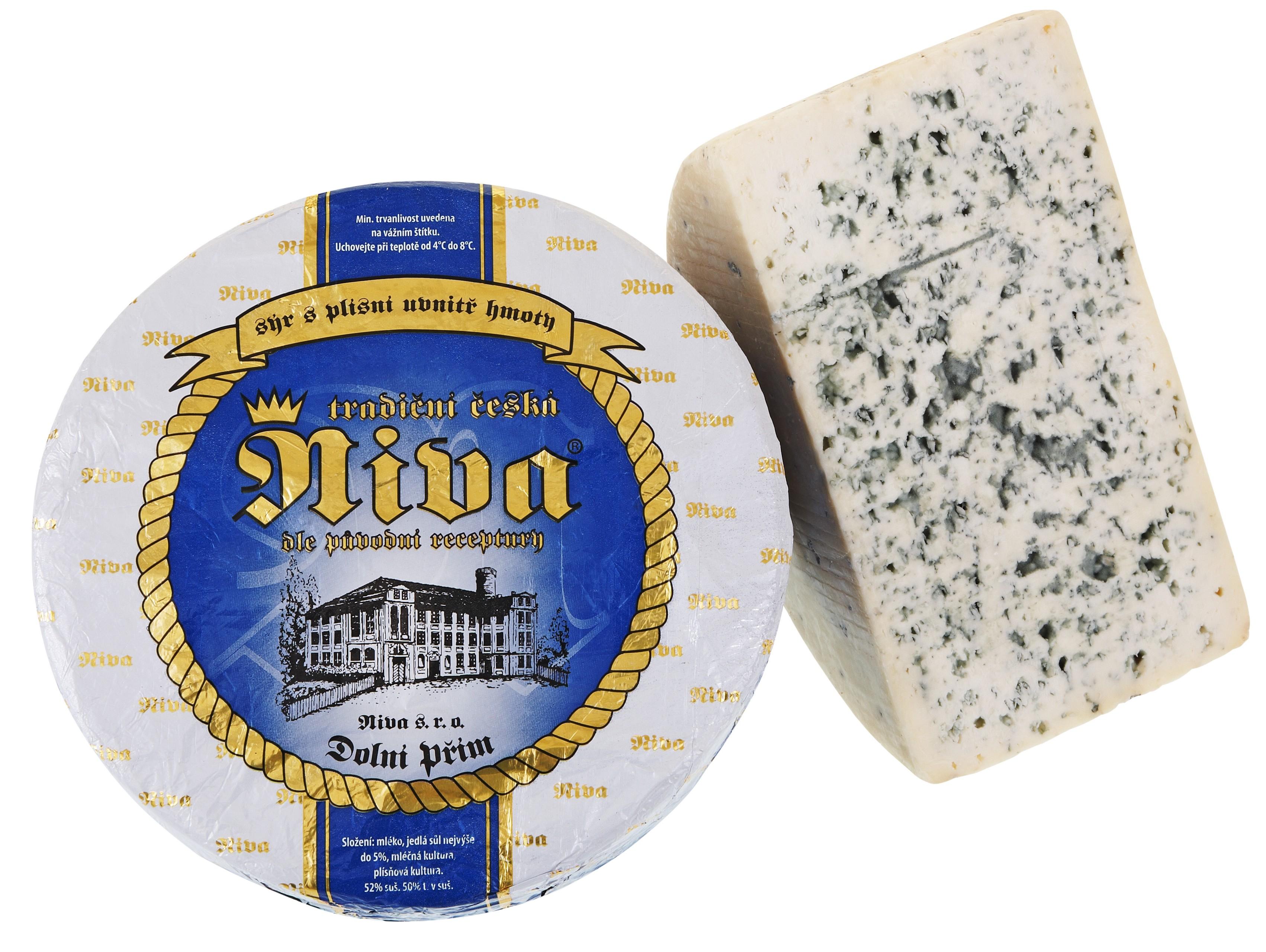 Delikatesní sýr Niva - prodej