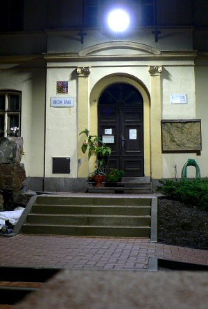Osvetlenie skladov Olomouc, Česká republika
