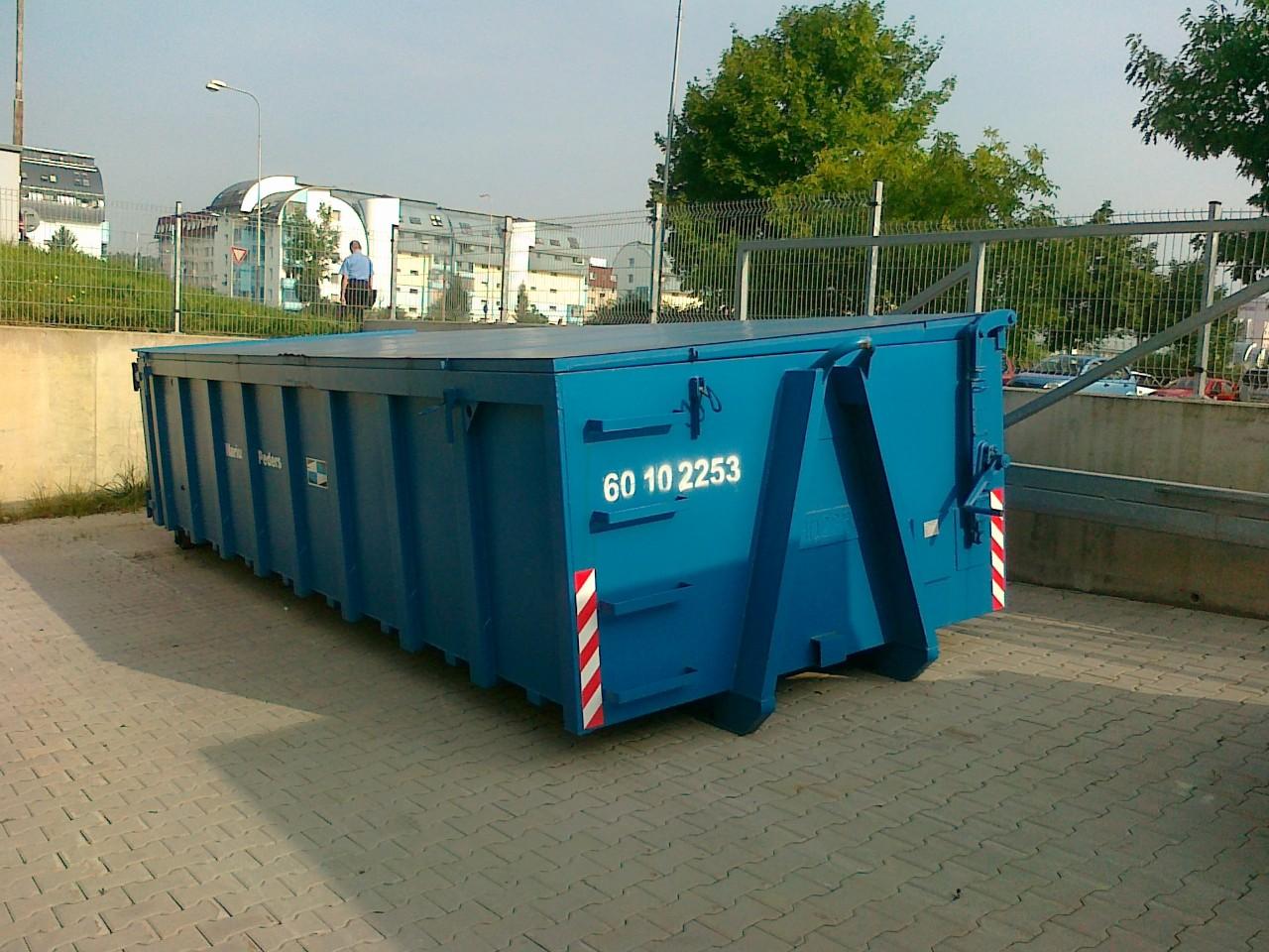 přistavení kontejnerů Valašské Meziříčí