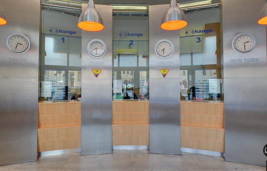 Směnárna EXCHANGE Praha – výhodné kurzy měn pro každého