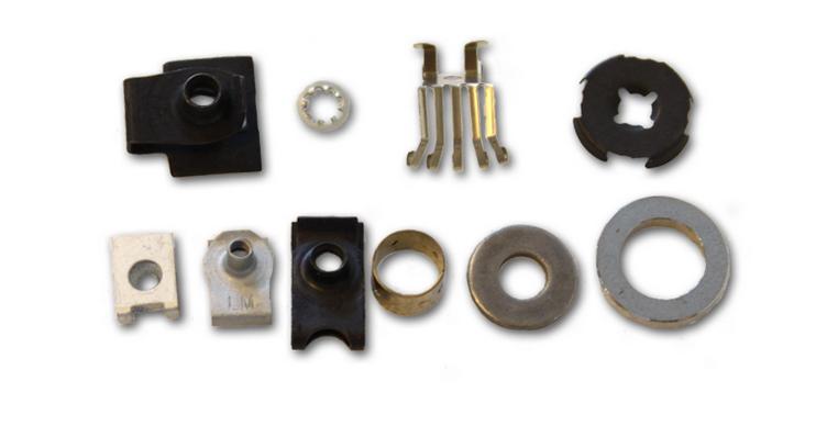 Spojovací materiál vyráběný pro světové firmy - přímý prodej i kanban