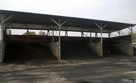 prodej - hnědé a černé uhlí, brikety a dřevo, zastřešený sklad