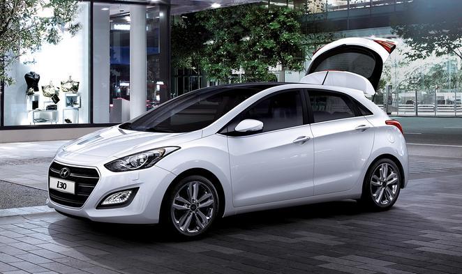 Spolehlivý český vůz Hyundai i30 za přijatelně nízkou cenu