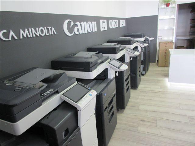 pronájem tiskáren