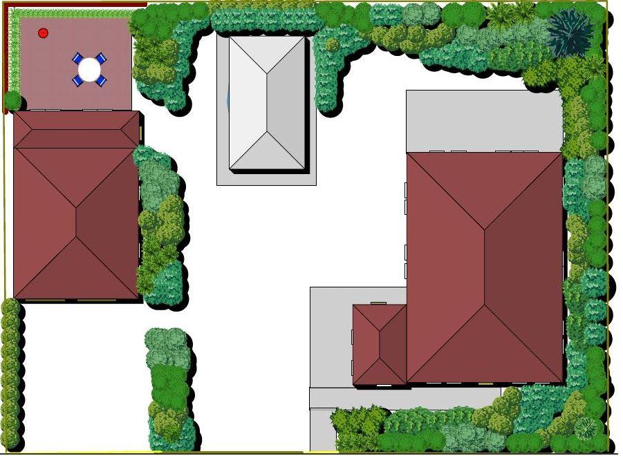 Realizace zahrad s 3D vizualizací|Litoměřice