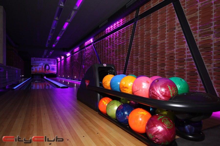 Sportovní centrum Rožnov - bowling