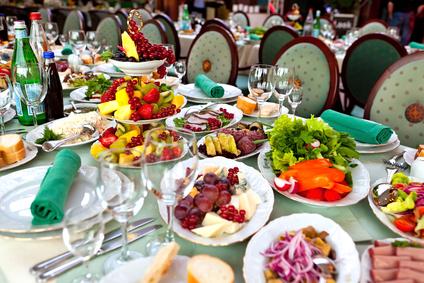Výjimečné pohoštění na firemní akci od profesionálních osobních kuchařů - Kuchařů do domu