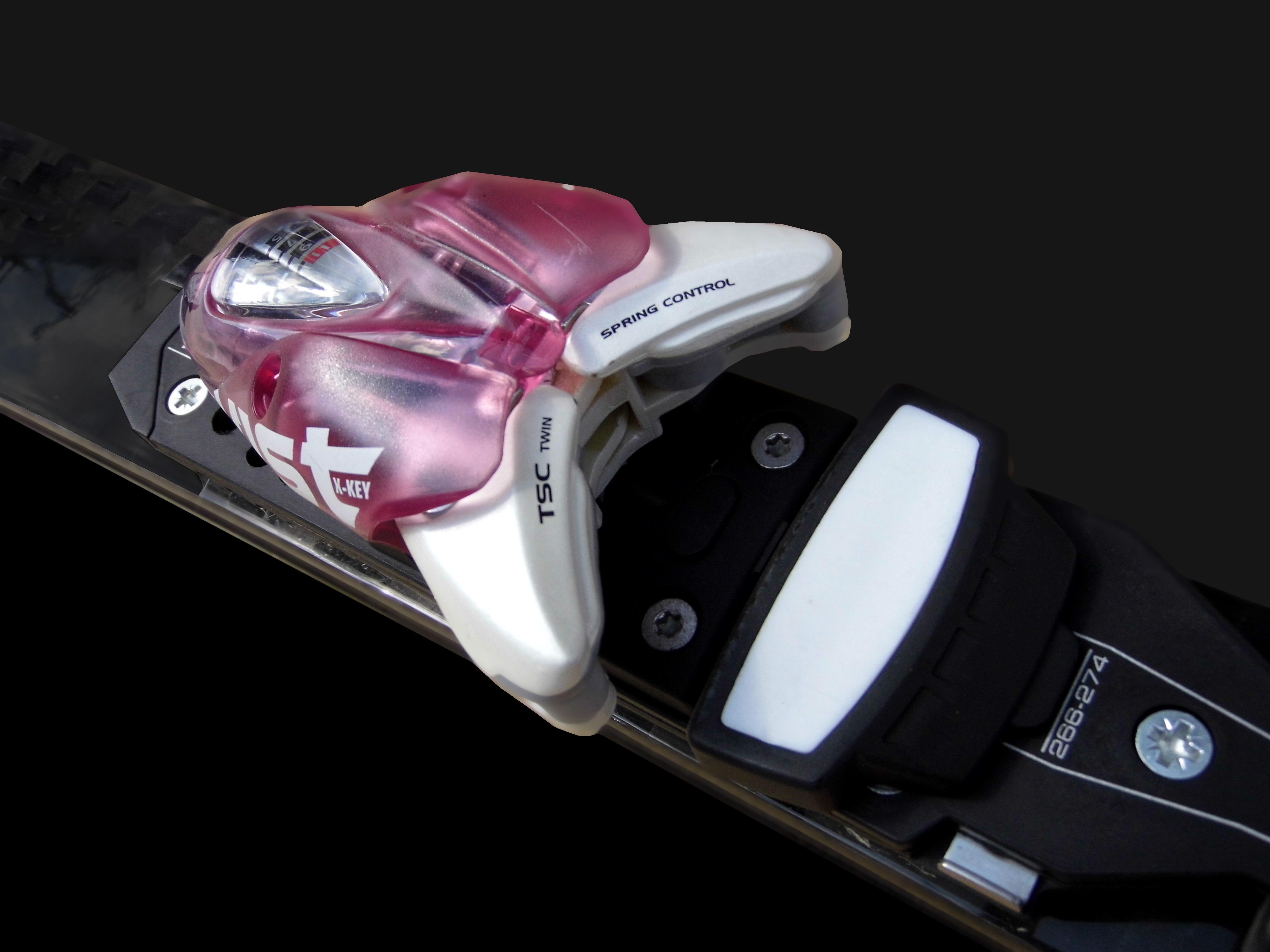 Sportovní karbonové lyže Carbonski|Praha-ruční výroba