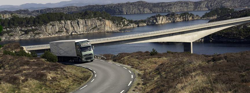 Mezinárodní kamionová doprava - Rakousko