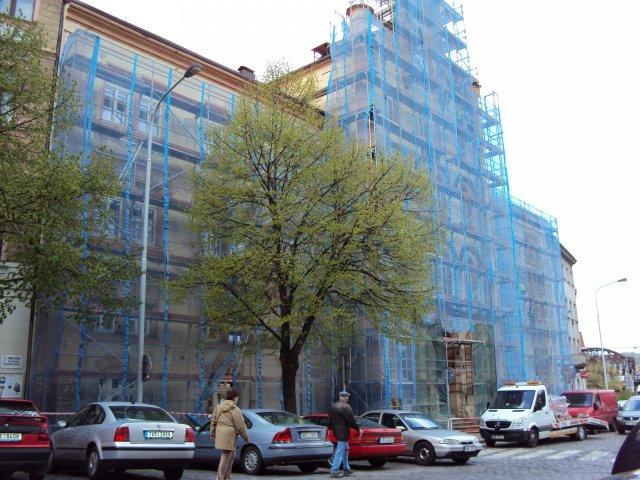 hliníkové lešení půjčovna,Praha