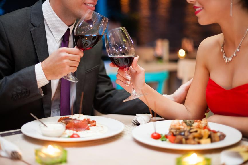 Romantická večeře připravená osobním kuchařem jako originální dárek