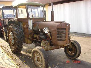 Prodej náhradních dílů pro traktory Zetor, alternátory, startéry   Kolín