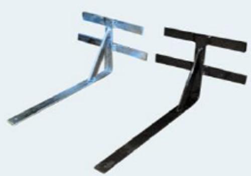 Střešní zachytávače sněhu - protisněhové háky na střechu, výroba, prodej