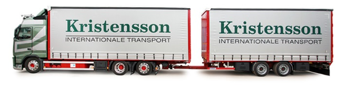 kamionová doprava po celé Evropě