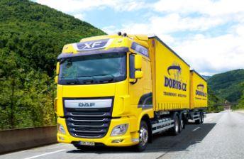 Kamionová doprava Příbram, transport po celé Evropě