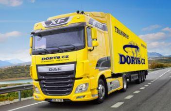 Kamionová doprava Příbram