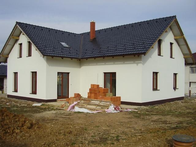 Fasády - oprava, zateplení rodinného domu Ostrava, Frýdek Místek