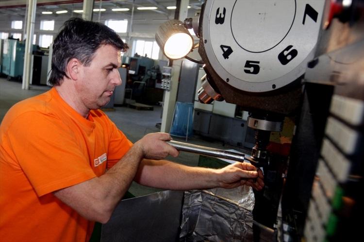 Výroba kovových dílů