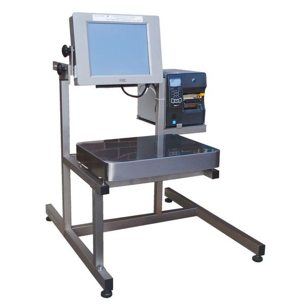 Prodej, servis a dodávka vážicích a etiketovacích systémů do všech provozů