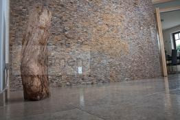Přírodní kámen v interiéru