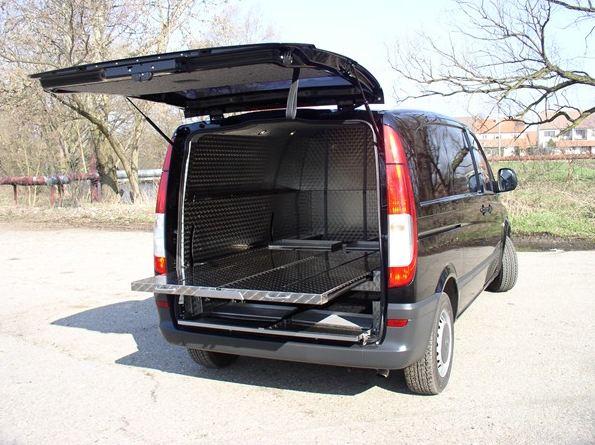Střešní klimatizace do vozidel