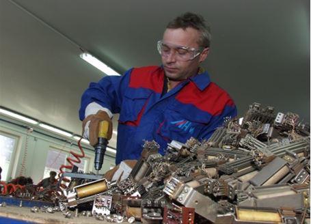 zpracování mědi, zpracování vodičů, recyklace Praha