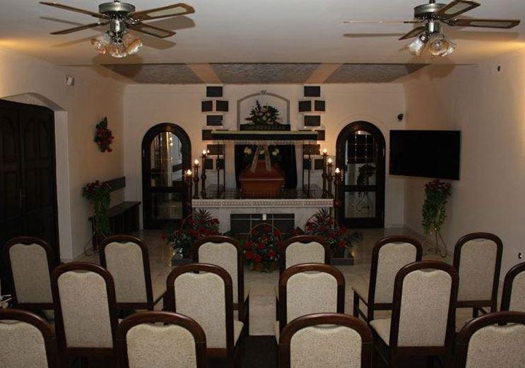 Pohřební ústav Lovosice